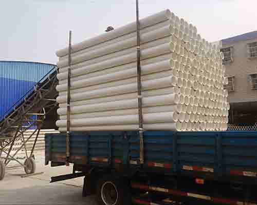 PVC排水管价格